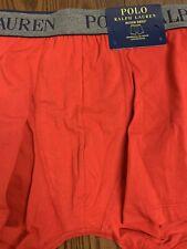 Polo Ralph Lauren Men's Boxer Brief No Fly Size Xl