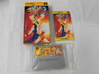 Y2283 Nintendo Super Famicom Final Fight 2 Japan SFC SNES w/box