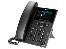 Polycom VVX 250 Four-line Business IP Desk Phone with Colour Display
