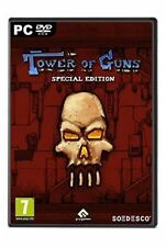 Tower of Guns Special Edition PC DVD ROM Unreal Microsoft Windows FPS Shooter