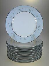 Noritake Martha Tapas, Hors d'oeuvres, or Dessert Plates Set of 10