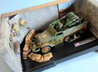 Boxed FORCES OF VALOR U.S. M16 Multiple Gun Motor Carriage model - Normandy 1944