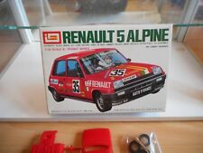 Modelkit Imai Renault 5 Alpine on 1:35 in Box