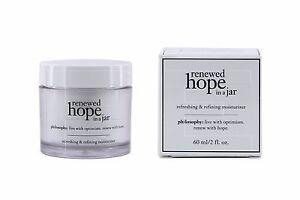 PHILOSOPHY Renewed Hope in A Jar Refreshing & Refining Moisturizer 2 fl.oz