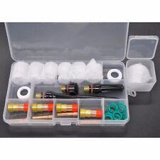 Schweißbrenner Stubby Gaslinse #12 Glas Pyrex Cup Kit Für WP-17/WP-18/WP-26 neu