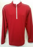 LONE CYPRESS By Pebble Beach Luxury Performance Golf Men Large 1/4 Zip Pullover