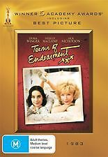 TERMS OF ENDEARMENT - BRAND NEW & SEALED R4 DVD (JACK NICHOLSON, DEBRA WINGER)