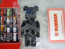 Medicom Bearbrick Series 21 Secret Artist 100% Chase be@rbrick S21 Black Rubber