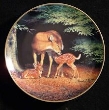 The Franklin Mint Happy Hour By Edward Bierly Collector Plate