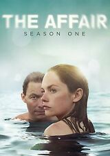 The Affair Seasons 1 2 Complete Series DVD Set Collection TV Show Lot Bundle All