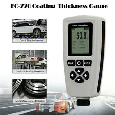 EC-770 Coating Film Paint Thickness Gauge Meter Measure Tool Range 0 to 51.2mils