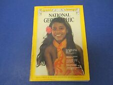 National Geographic Magazine, December 1974, Pacific Islands; Pyrenees; Caribou