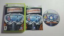 Shaun White Snowboarding Xbox 360 Spiel Wintersport Geschenk komplett