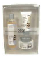 Deep Dead Sea Healing Minerals Pure Skin Therapy Bath Lotion Wash Gift Set NEW