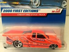 Chevy Pro Stock Pickup Truck - 2000 Hot Wheels First Editions #067 - Nhra