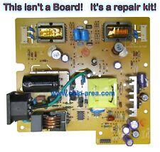 Repair Kit Capacitors For LCD Monitor ViewSonic VX715 Power Supply 715L1075-2-V
