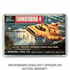 RETRO JR21 (THUNDERBIRDS) THUNDERBIRD 4 TOY ADVERT- JUMBO FRIDGE/ LOCKER MAGNET