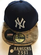 New Era 59Fifty New York Yankees Memorial Day Fitted Cap Hat Size 7 1/4