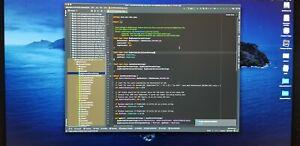 """ASUS MG24UQ 24"""" IPS LCD UHD Gaming Monitor - Black"""
