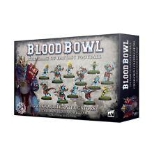Blood Bowl Gwaka'moli Crater Gators Lizardmen Warhammer AOS