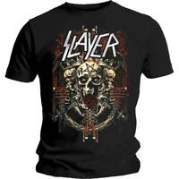 Slayer Demonic Admat Shirt S M L XL XXL Metal Band T-Shirt Official Tshirt New
