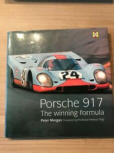 PORSCHE 917 - The winning formula - Peter Morgan