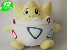 Big 12 inch 30CM Pokemon Togepi Stuffed Doll Soft PNPL5061