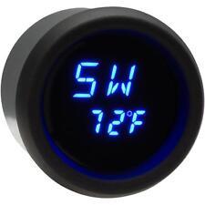 Dakota Digital 2 3/16 Stand Alone LED GPS Compass Blue w/Black MCL-GPS17-K