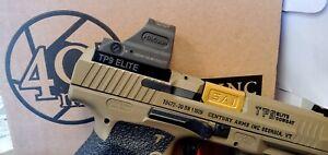 Canik tp9 SFX Elite SF TP9 Elite Combat #2 Optic plate RMR Holosun 508T 507C X2