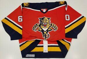 Florida Panthers Vintage CCM Pro Authentic Jersey