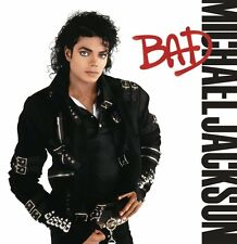 MICHAEL JACKSON Bad Reissue LP Vinyl NEW 2016