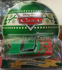 DISNEY PIXAR CARS CHRISTMAS CRUISER RAMONE *NEW*