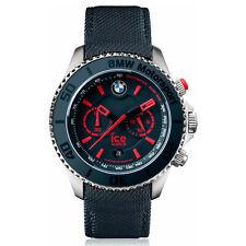 Ice Bmw Motorsport ICE-001122 Blue Leather Quartz Fashion Watch