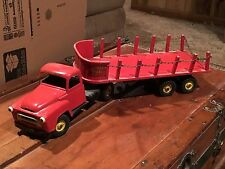 Ryerson steel pressed steel truck with original intact box