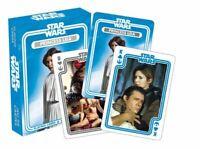 Star Wars Princesse Leia Ensemble de 52 Jouer Cartes + Jokers (NM)