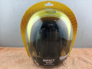 Howard Leight Shooter Impact Sport Electronic Earmuffs - NEW