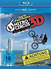 3D + 2D Blu-Ray Film Nitro Circus Action Stunts 100% Uncut + NEUwertig