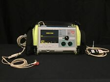 ZOLL M Series BIPHASIC 200 JOULES MAX ECG Monitor W/ Cable, Leads, Printer, Case