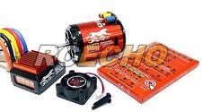 SKYRC CHEETAH 1870KV 17.5T Sensored Brushless Motor & CS60 60A ESC Combo ME635
