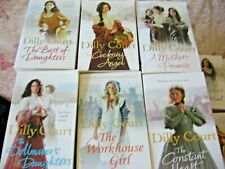 Dilly Court- Romance - 6 books .Great Reading.