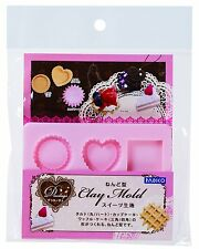 PADICO Decollage Clay Mold Sweets Paste