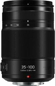 Panasonic 35-100mm f2.8 II LUMIX G X VARIO POWER O.I.S. Lens. 2 Years Warranty