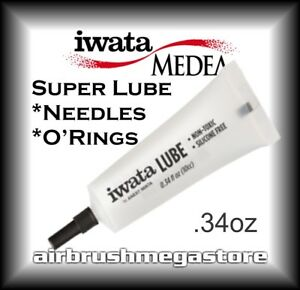 Super Lube 10ml Iwata-Medea + Free Insured Post