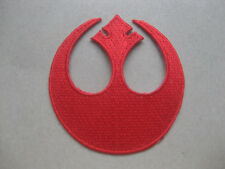 "STAR WARS Rebel Alliance Red Squadron Patch Badge 3"" F"