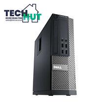 Dell Optiplex 7010 SFF PC, i5-3470, 4GB Ram, 256 SSD, Windows 10 Pro, Warranty.