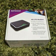 NETGEAR 4G LTE Modem – New In Box -  LB1120