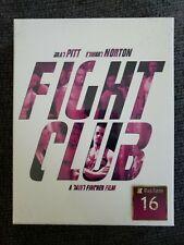 Fight Club Black Barons Blu-ray Steelbook Filmarena Fac Bb #16 Booklet