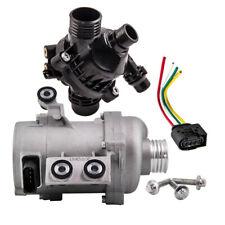 For BMW E90 E60 E70 X3 X5 325xi Z4 525i Water Pump & Thermostat Kit 11517586925