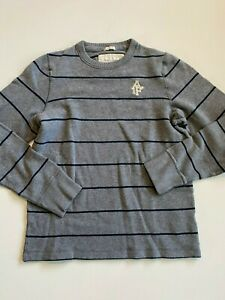 Abercrombie & Fitch Shirt Men's Extra Large Waffle Knit Thermal Logo