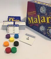 Malarky Board Game Replacements Parts Pieces ONLY Incomplete